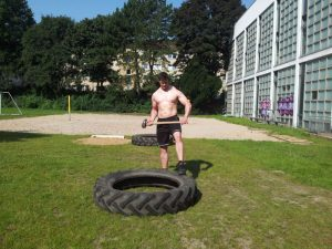 107 kg Körpergewicht