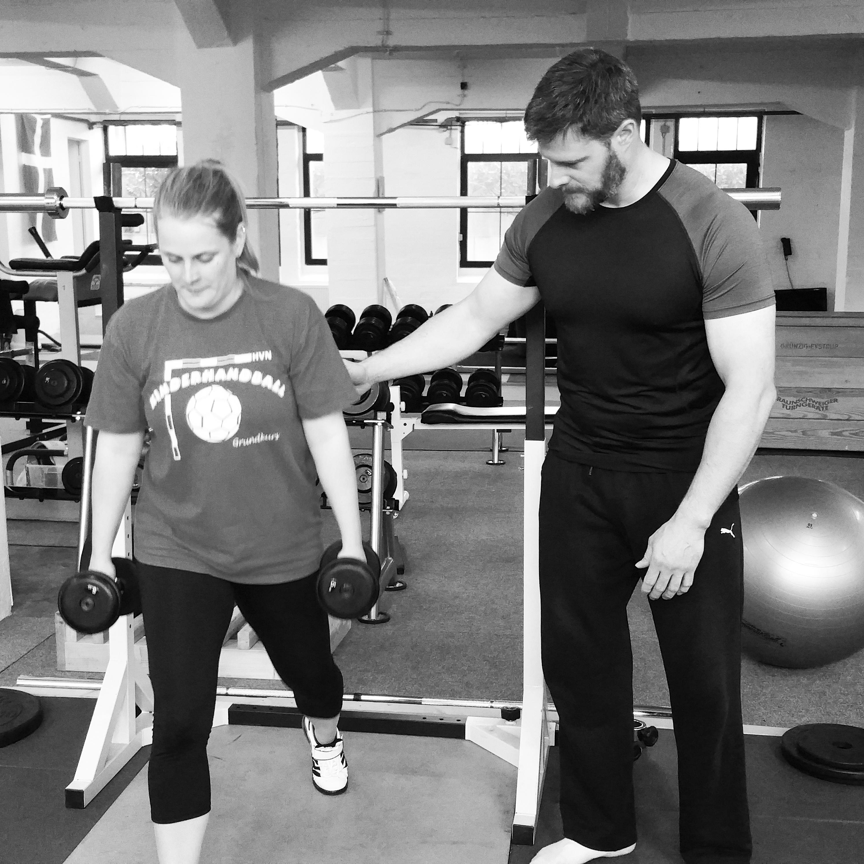 Personal Training im Powersports Gym